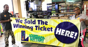 Joy Comes In The Morning For Baton Rouge Powerball $1 Million Winner