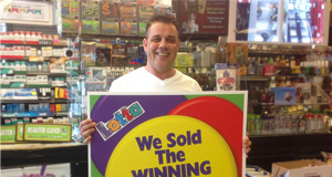 Des Allemands Resident Wins Big Playing Lotto!