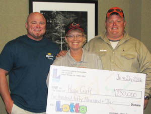 group of norco construction workers hit lotto jackpot