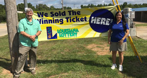 Jonesboro Mans Wins $1 Million Lotto Jackpot