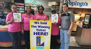 Plaquemine Woman Wins $425,000 Lotto Jackpot