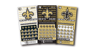 Louisiana Lottery Announces Final Saints Second-Chance Drawing Entry Deadline