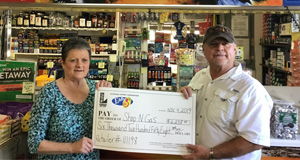 Raceland Man Claims Record $625,853 Easy 5 Jackpot