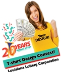 lottery sponsors art contest to celebrate 20th anniversary