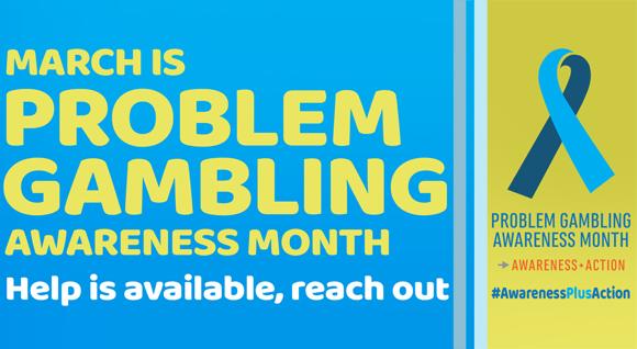 louisiana lottery observes national problem gambling awareness month