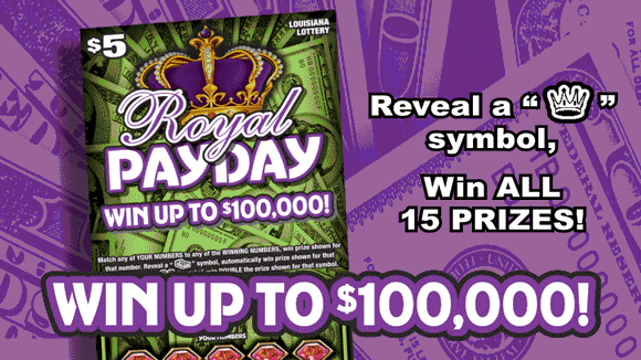 Royal Payday no script