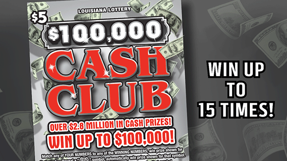 $100,000 Cash Club no script