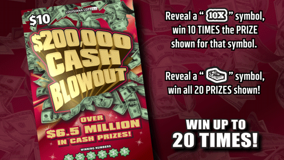 $200K Cash Blowout! no script