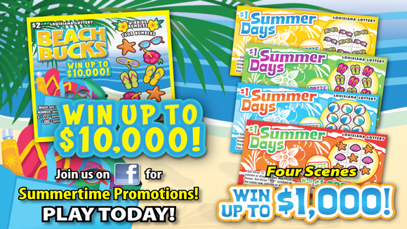 Summer Scratch-Offs no script