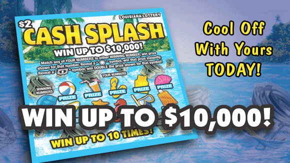 Cash Splash! no script