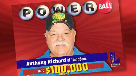 Powerball Winner no script