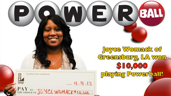 greensburg woman almost throws away $10,000 winning powerball ticket
