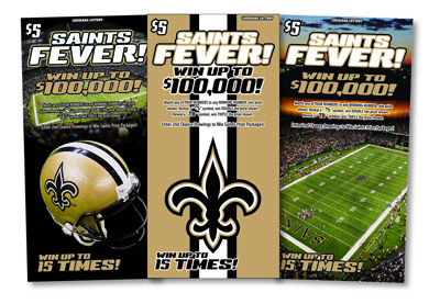 Final Saints Fever! Second Chance Drawing Entry Deadline Announced