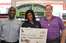 new orleans man claims $1.75 million lotto jackpot