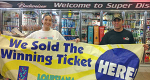 chalmette man claims $525,000 lotto jackpot
