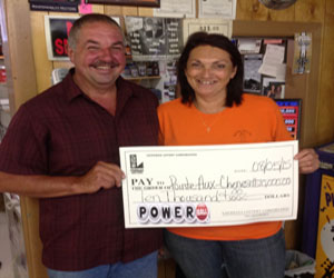 Montegut Man Claims $1 Million Powerball Prize Before Ticket Expired