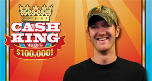 Walker Man Wins Top Prize Of $100,000 On Lottery Scratch-Off