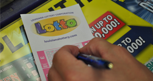 Unclaimed Lotto Jackpot Prize From Houma Set To Expire April 20