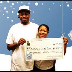 scratch-off win turns into extended stay for texas couple
