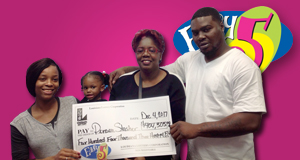 Texas Resident Wins Easy 5 Jackpot While Traveling Through Louisiana