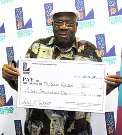 mississippi resident claims $60,000 easy 5 jackpot