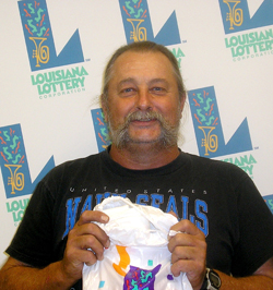 bogalusa resident claims $10,000 powerball prize from the oct. 15 drawing