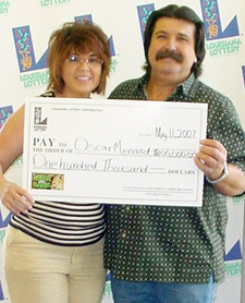 scott resident wins $100,000 on a break the bank scratch-off ticket