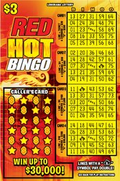 Red Hot Bingo Logo