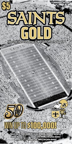 Saints Gold Scene 2 Front mobile