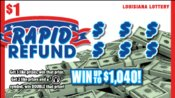 Rapid Refund Logo