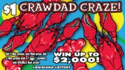 Crawdad Craze! Logo