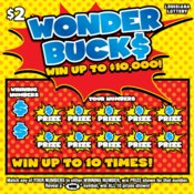 Wonder Buck$ Logo