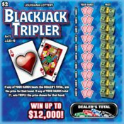 Blackjack Tripler Logo