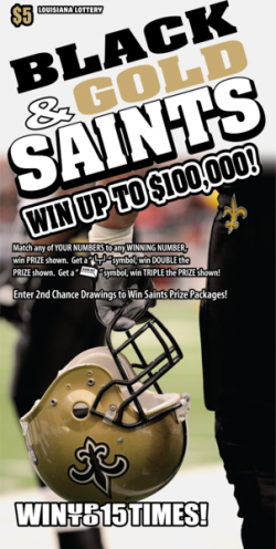 BLACK & GOLD SAINTS Scene 3 Front mobile
