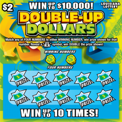 Double-Up Dollars image