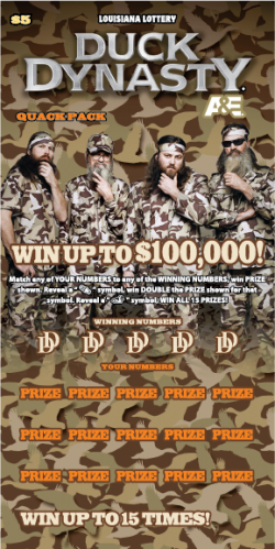 Duck Dynasty® image
