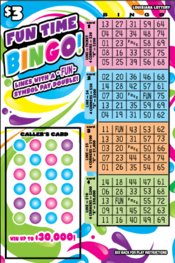 Fun Time Bingo! Logo