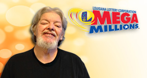 Dennis Hensley won 1,500 playing Mega Millions