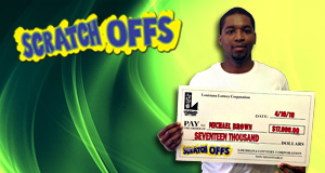Michael Brown Sr. won 17,000 playing Ca$H Clover