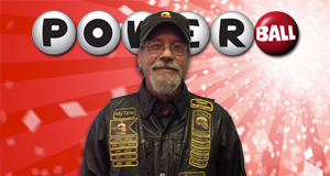 Ronald Toney won 50,000 playing Powerball