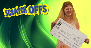 Annette Petitt won 1,000 playing Cash Club