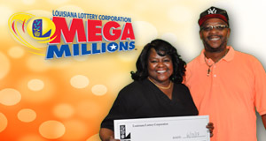Cheryl Parker won 1,515 playing Mega Millions