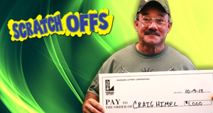 Craig Himel's Money Craze winner photo