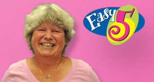 Ellen Harter won 261,862 playing Easy 5