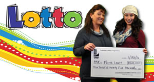 violet woman wins lotto jackpot from lucky chalmette retailer