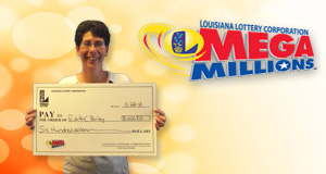 Edith Briley 's Mega Millions winner photo
