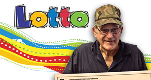John Primeaux Sr. won 1,149 playing Lotto