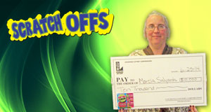 Marcia Salyards's Pop Top Cash winner photo