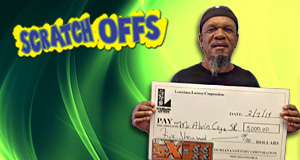 Alvin Cage Sr won 5,000 playing 5x