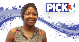 Keisha Butler won 790 playing Pick 3